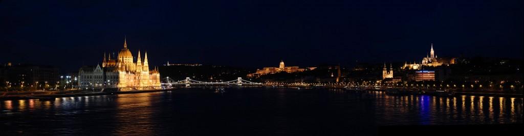 Parlament - Donau - Schlosspalast
