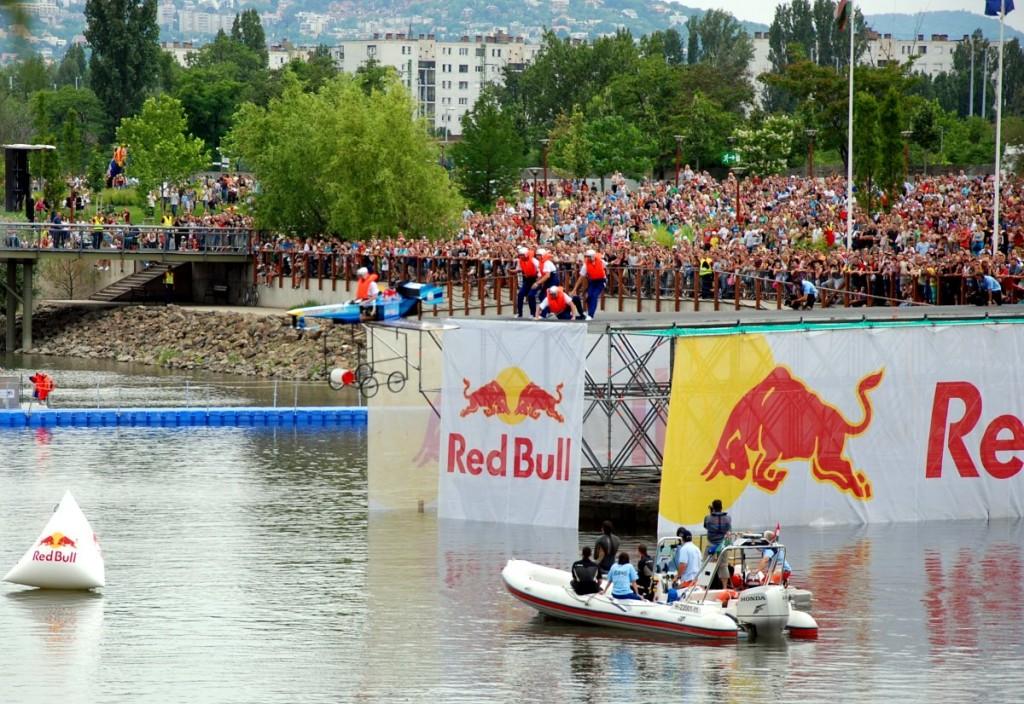 Red Bull Röpnap Budapest