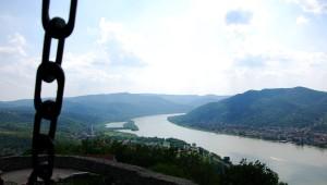 das Donauknie - Dunakanyar