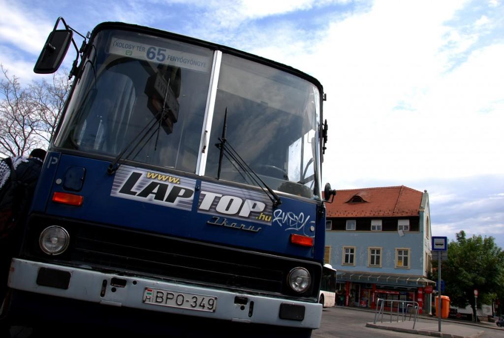 Ikarus 260 Omnibus in Budapest